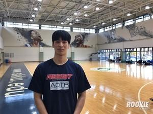 """'군산고 3인방' 성균관대 김수환 """"더는 흔들리지 않겠다"""""""